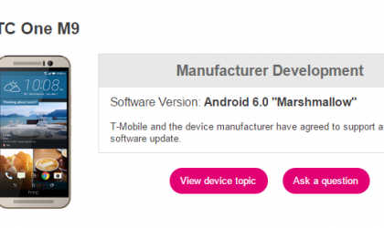 Marshmallow update for T-Mobile HTC One M9 and One M8 confirmed without any release date estimate!