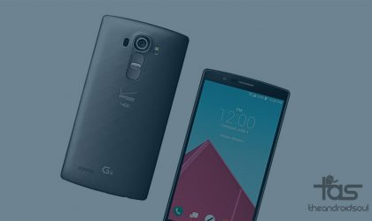 Verizon LG G4, Lucid 3 and Droid Turbo receiving OTA updates to fix security bugs