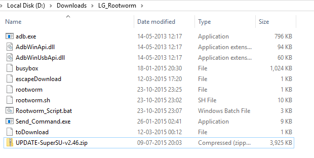 lg g4 beat root tool