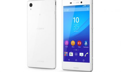 DOWNLOAD Sony Xperia M4 Aqua USB Driver [Fastboot and ADB]