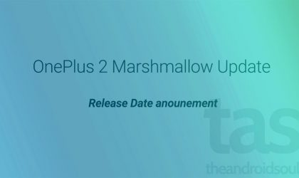 OnePlus 2 Android 6.0 Marshmallow update release set for Q1 2016