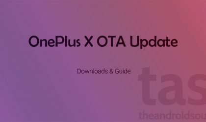 Download OnePlus X OTA update version Oxygen OS 2.1.2