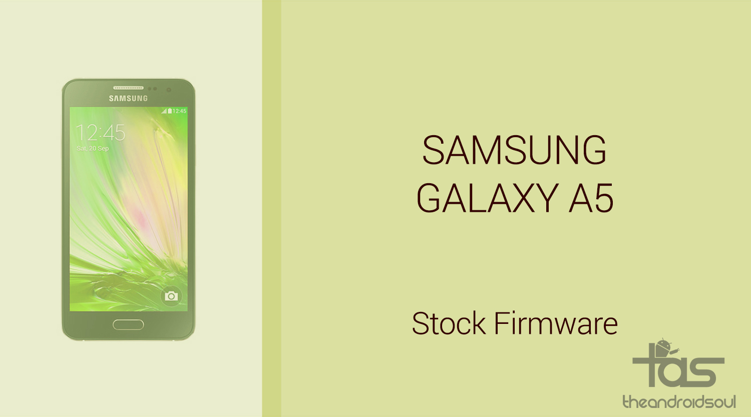 Galaxy A5 Firmware download: Android 8 0 Oreo now available