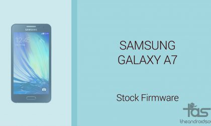 Download Galaxy A7 Firmware