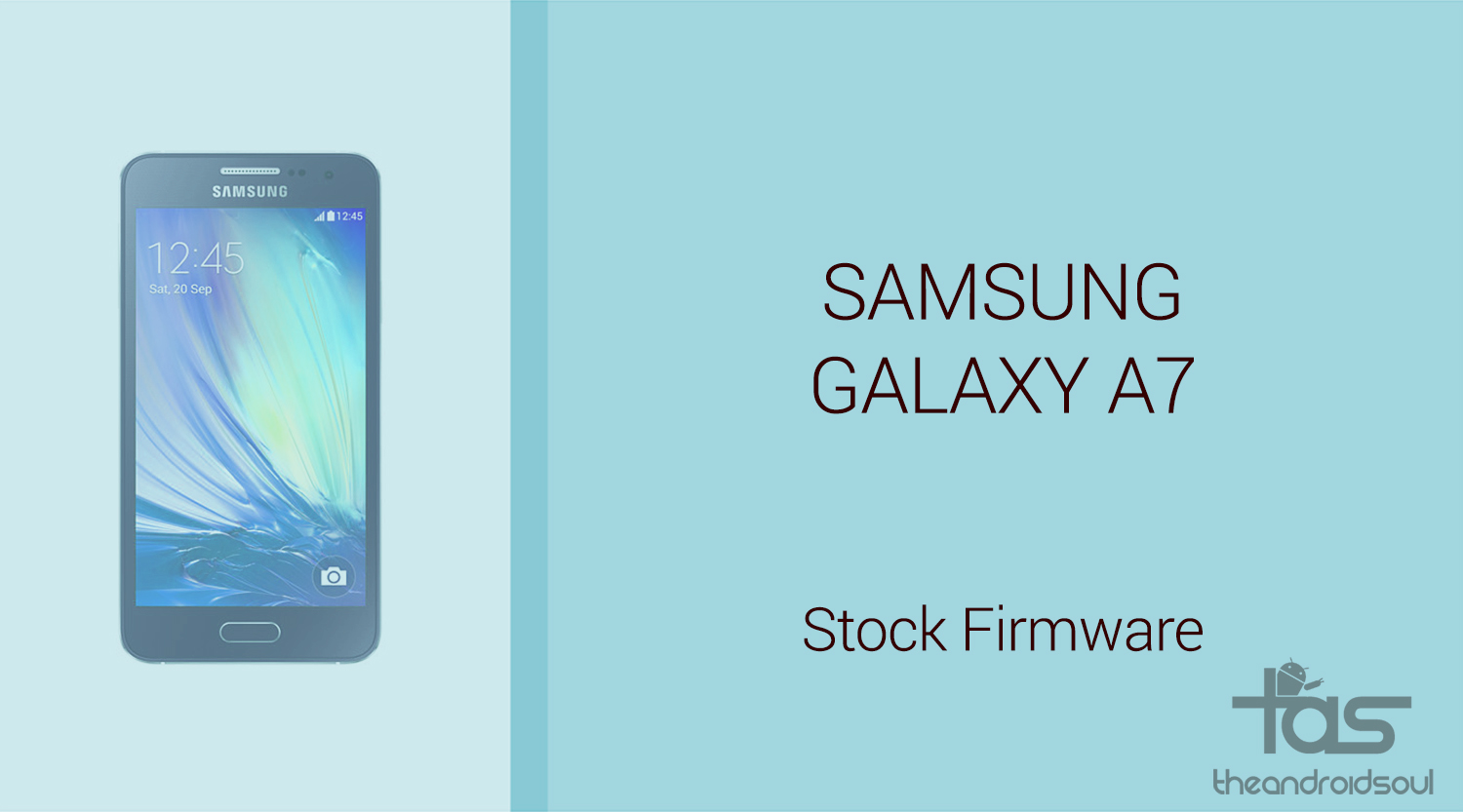 Galaxy A7 firmware download: Android 9 Pie available for 2018 edition