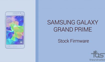 Download Galaxy Grand Prime Firmware [Stock ROM, Unbrick, Update, Downgrade, Fix, Back To Stock, Restore]