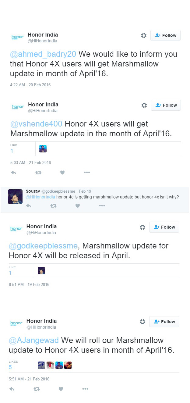honor-4x-Marshmallow-update-release-announcement