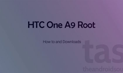 HTC One A9 Root: Download + Guide