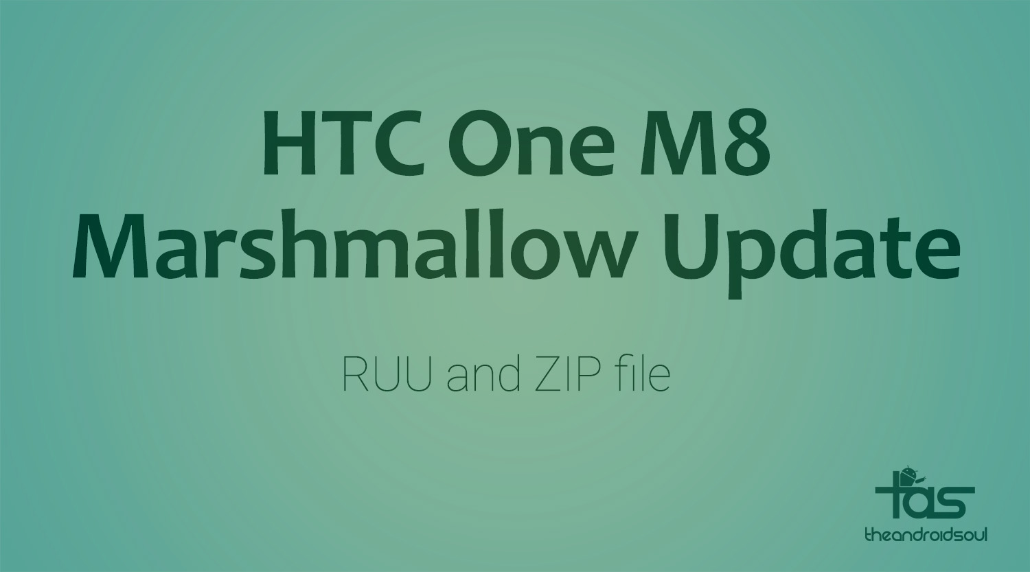 Download One M8 Marshmallow for T-Mobile, AT&T and ...