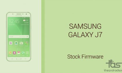 Download Galaxy J7 Firmware: Marshmallow update available!