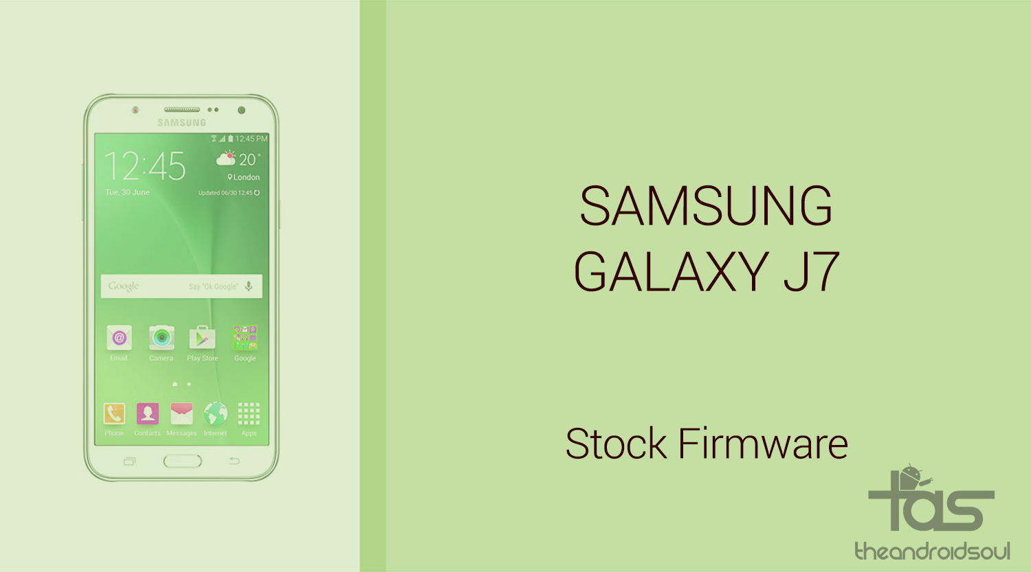 Galaxy J7 Firmware download: Android 8 0 Oreo now available