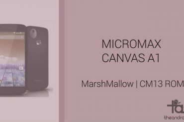 Micromax Canvas A1 Archives - The Android Soul