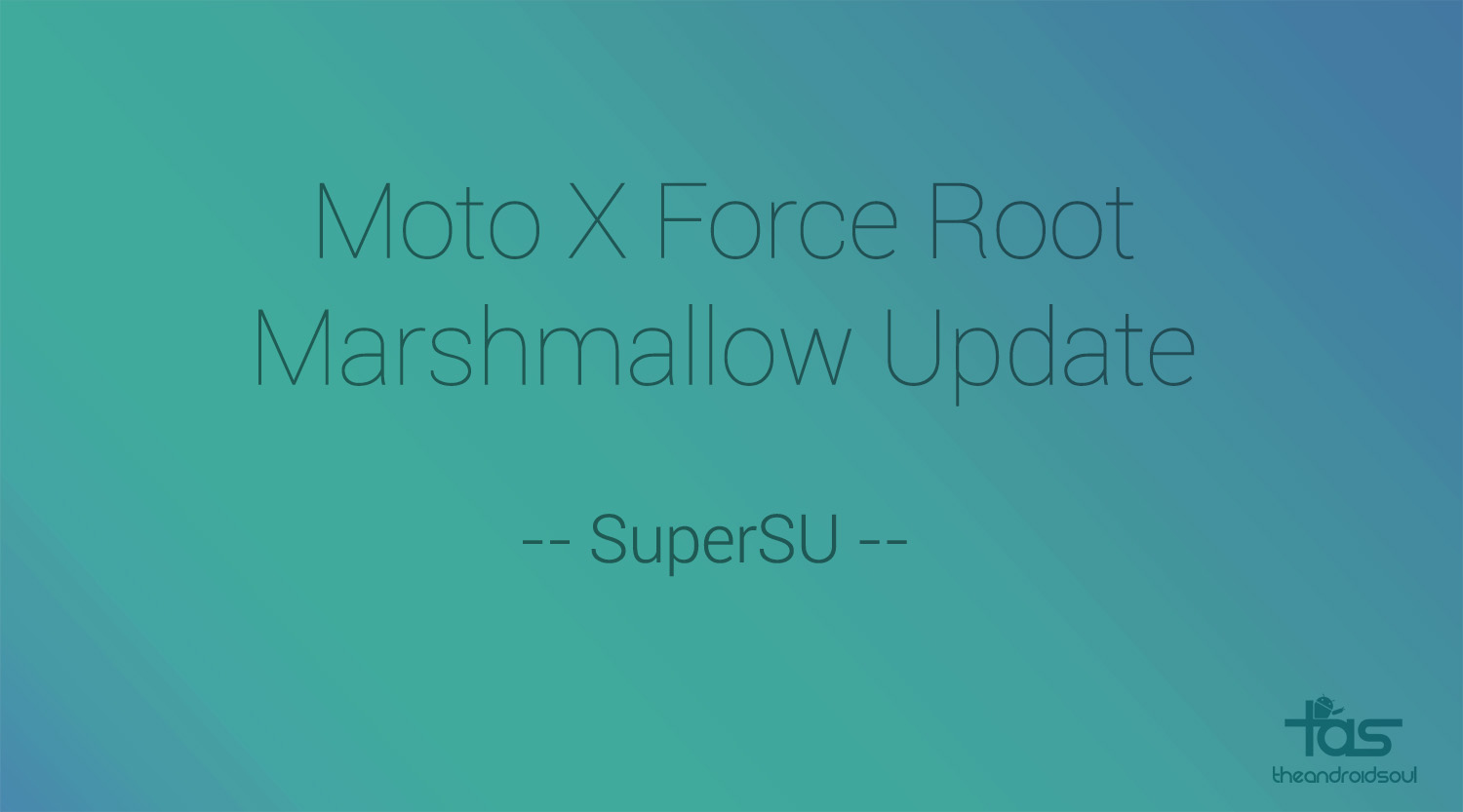 Moto X Force Root and TWRP Recovery [Droid Turbo 2 variant]