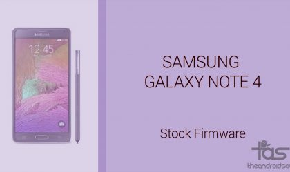Download Galaxy Note 4 Stock Firmware; Added N910PVPS4DPJ1, N910TUVU2EPJ2 and N910T3UVU3EPJ2