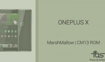 Download OnePlus X Marshmallow Update: CM13 and other ROMS