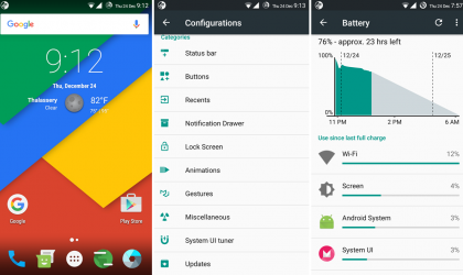 Download Sony Xperia L Marshmallow Update: CM13 and other ROMs