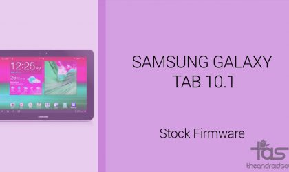 Download Galaxy Tab 10.1 Firmware [Stock ROM, Unbrick, Update, Downgrade, Fix, Back To Stock, Restore]