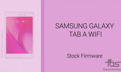 Download Galaxy Tab A Firmware