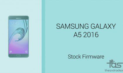 Download Galaxy A5 2016 Firmware [Marshmallow update A510FXXU2BPF9 added!]