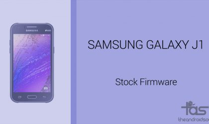 Download Galaxy J1 Firmware [Stock ROM, Unbrick, Update, Downgrade, Fix, Back To Stock, Restore]