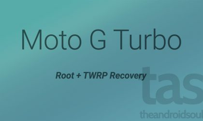 Moto G Turbo Root and TWRP Recovery: Downloads and Guide