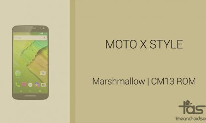 Download Moto X Style Marshmallow Update: CM13 and other ROMs