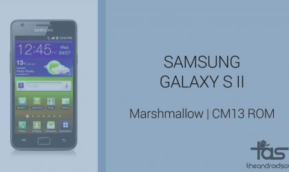 Download Galaxy S2 Marshmallow Update: CM13 and other ROMS