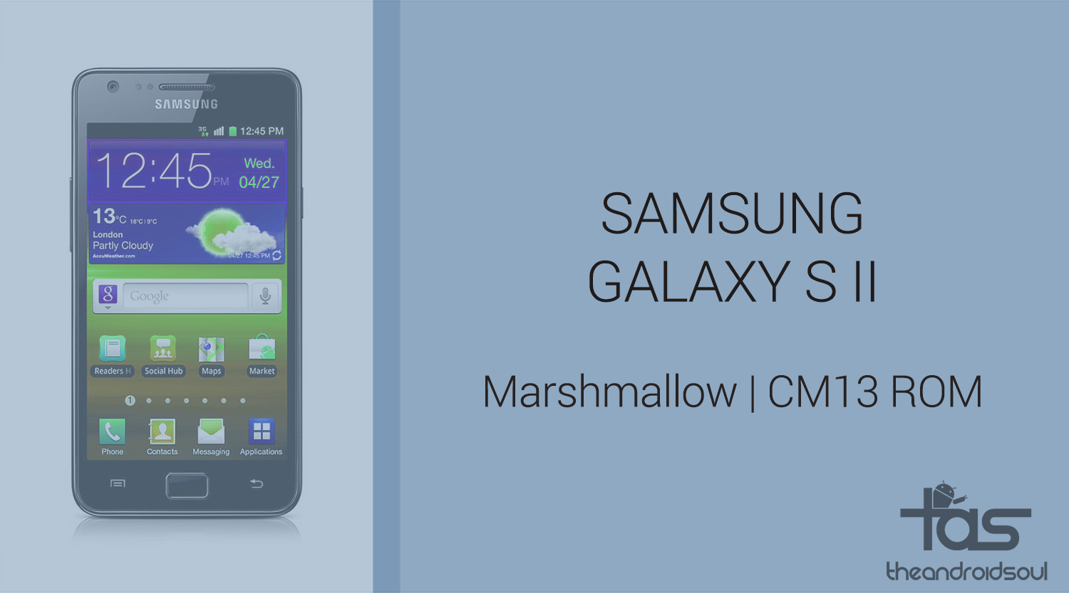 Download & install android 7. 0 nougat aosp rom on galaxy s2 plus.