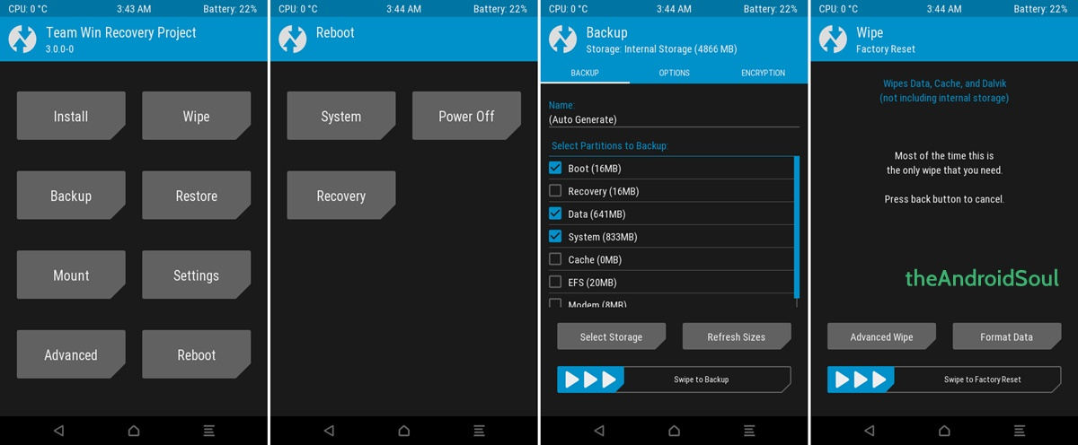 TWRP-Recovery-Galaxy-Core-Prime
