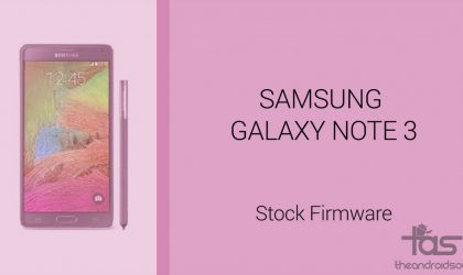 Download Galaxy Note 3 Firmware [Stock ROM, Unbrick, Update, Downgrade, Fix, Back To Stock, Restore]