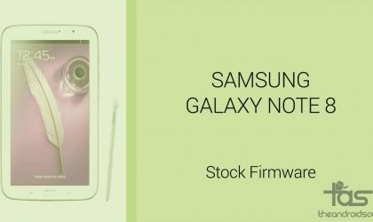 Download Galaxy Note 8.0 tablet Firmware [Stock ROM, Unbrick, Update, Downgrade, Fix, Back To Stock, Restore]