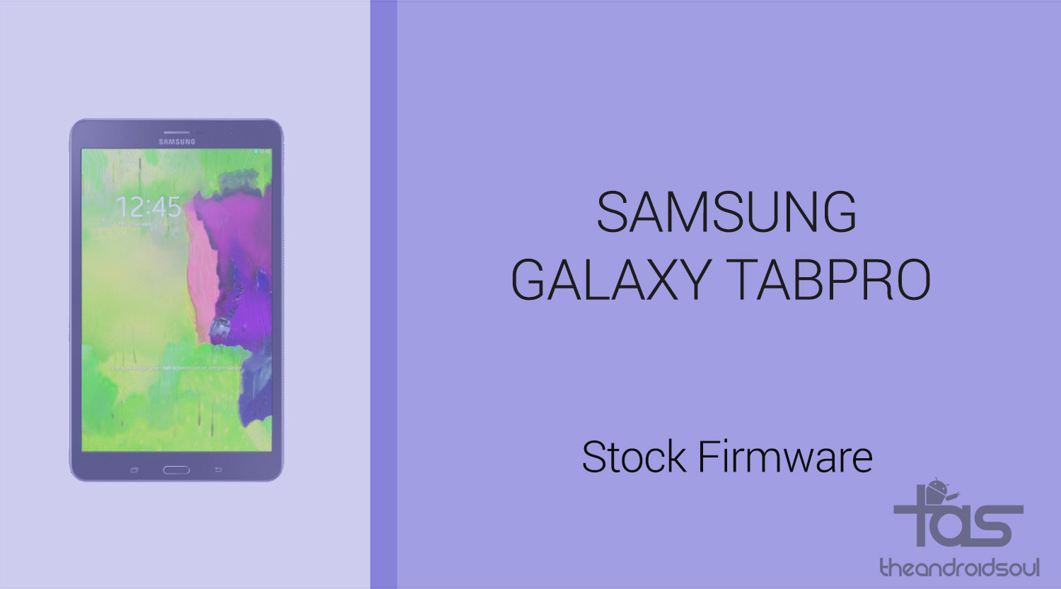 Samsung Firmware – The Android Soul