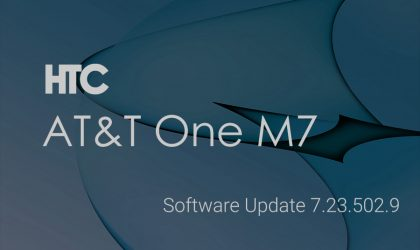 AT&T HTC One receive small update that brings 'device performance improvements'
