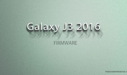 Download Galaxy J3 2016 Firmware [Back To Stock, Unroot, Unbrick, Fix and Restore]
