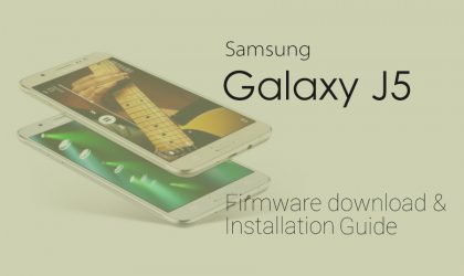 Download Galaxy J7 2016 Firmware [Back To Stock, Unroot, Unbrick, Fix and Restore]