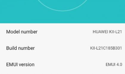 How to update Honor 5X to Marshmallow [Download KII-L21C185B301 build]