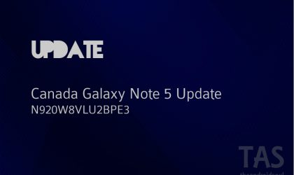 Galaxy Note 5 receives new update at Rogers in Canada [N920W8VLU2BPE3]