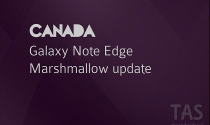 N915W8VLU1CPE2: Galaxy Note Edge Marshmallow update released for Virgin Mobile in Canada