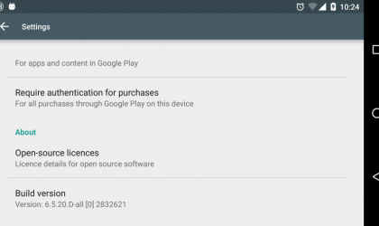 Play Store APK 6.5.20 [Download]