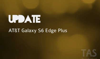 AT&T Galaxy S6 Edge Plus Marshmallow update PE6 is also live!