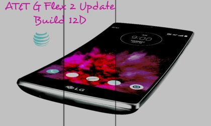 New update for AT&T G Flex 2 released