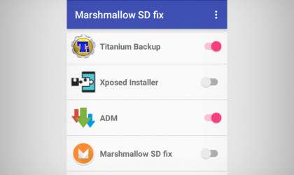 [Xposed] How to let Apps to Save/Write Files to External SD card on Marshmallow