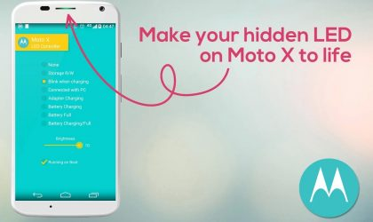 How to Enable LED Indicator on Moto G4 Plus