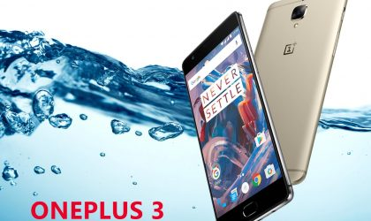 How to Check Water Damage on OnePlus 3 and Fix it