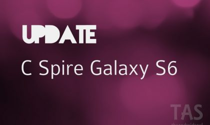 C Spire Galaxy S6 gets Marshmallow update today! Build PF1
