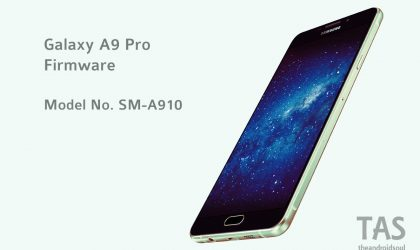 Download Galaxy A9 Pro 2016 Firmware