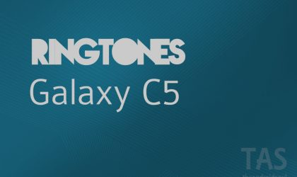 Download Galaxy C5 ringtones pack