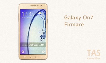 Download Galaxy On7 Firmware [Marshmallow update G600FYDDU1BPF7 available]