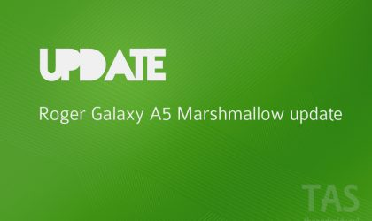 Rogers Galaxy A5 Marshmallow update announced! [Galaxy S5 Active too]