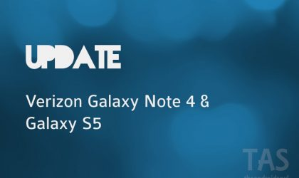 Verizon Note 4 and Galaxy S5 on course to receive new update today
